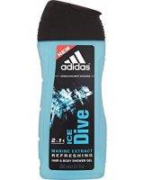 Adidas Ice Dive Żel pod prysznic 250ml, 27904