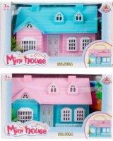 Mega Creative Domek dla lalek z akcesoriami (442486), 113A