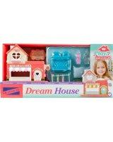 Mega Creative Domek dla lalek z akcesoriami (173306A)