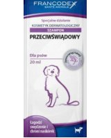 FRANCODEX Szampon dla psów przeciwświądowy saszetka 20 ml