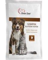 OVER ZOO Over Zoo Szampon dla Psów i Kotów 20 ml, VAT013002