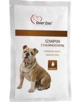 OVER ZOO Over Zoo Vet Line Szampon Chlorhexidine 20 ml, VAT013000