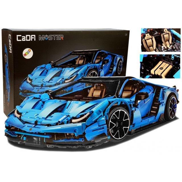 Konstruktors ''Auto Cada 770-4 Master Race'', 3842 detaļas