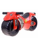Bērnu motocikls, sarkans, HRZA3187-CZ
