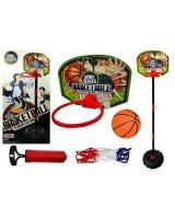 Basketbola komplekts, 130 cm