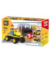 Kluči MyCity 3in1 50 el. KB6091