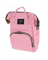 Mugursoma/ratiņu soma ''3in1'' PINK 6810