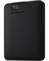 WesternDigital Elements 1TB Black