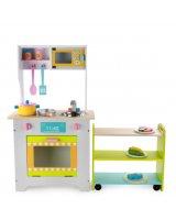Rotaļu virtuves komplekts T20077