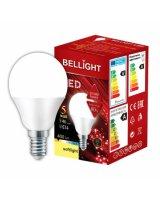 Bellight BELL009 LED светодиодная лампа E14 5W 3000K 400LM