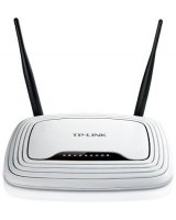 Wireless Router|TP-LINK|Wireless Router|300 Mbps|IEEE 802.11b|IEEE 802.11g|IEEE 802.11n|1 WAN|4x10/100M|DHCP|TL-WR841N