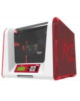 3D Printer|XYZPRINTING|Technology Fused Filament Fabrication|da Vinci Junior 2.0 Mix|size 42 x 43 x 38 cm|3F2JWXEU01D, 1254502