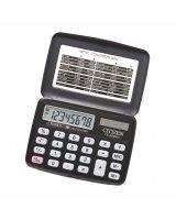 Calculator Pocket Citizen FS 60BK, FS60BKII