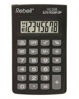 Calculator pocket Rebell HC308, RE-HC308 BX