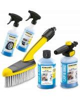 Autoķīmija un tīrīšanas līdzekļi