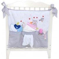 Citi piederumi bērnu gultiņām