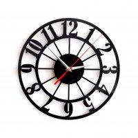 Sienas pulksteņi un pulksteņi interjeram