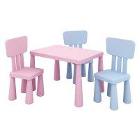 Bērnu galdi un krēsli